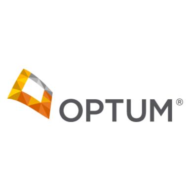 Optum, a UnitedHealth Group company logo